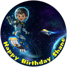 Load image into Gallery viewer, Miles from Tomorrowland Edible Cake Topper - Trish Gayle