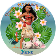 Load image into Gallery viewer, Moana Complete Edible Cake Decoration Set - Trish Gayle