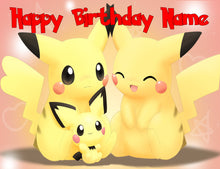 Load image into Gallery viewer, Pokemon Edible Cake Topper - Trish Gayle