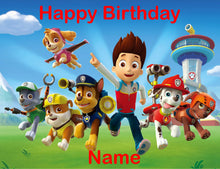 Load image into Gallery viewer, Paw Patrol Skyport Edible Cake Topper - Trish Gayle