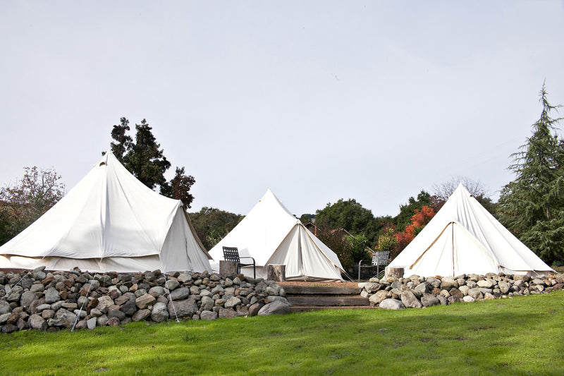 Glamping Guide: California