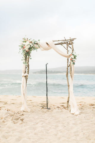 Californian Beach Wedding