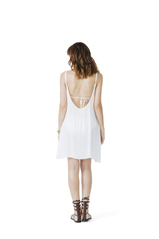 St Barts Scoop Back Dress