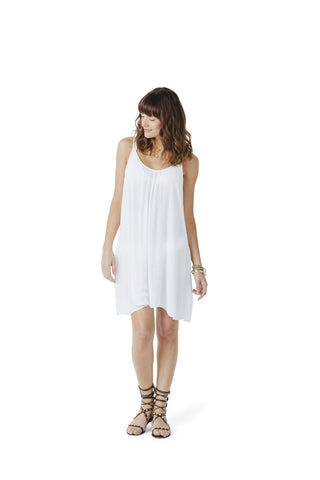 St. Barts Scoop Back Dress