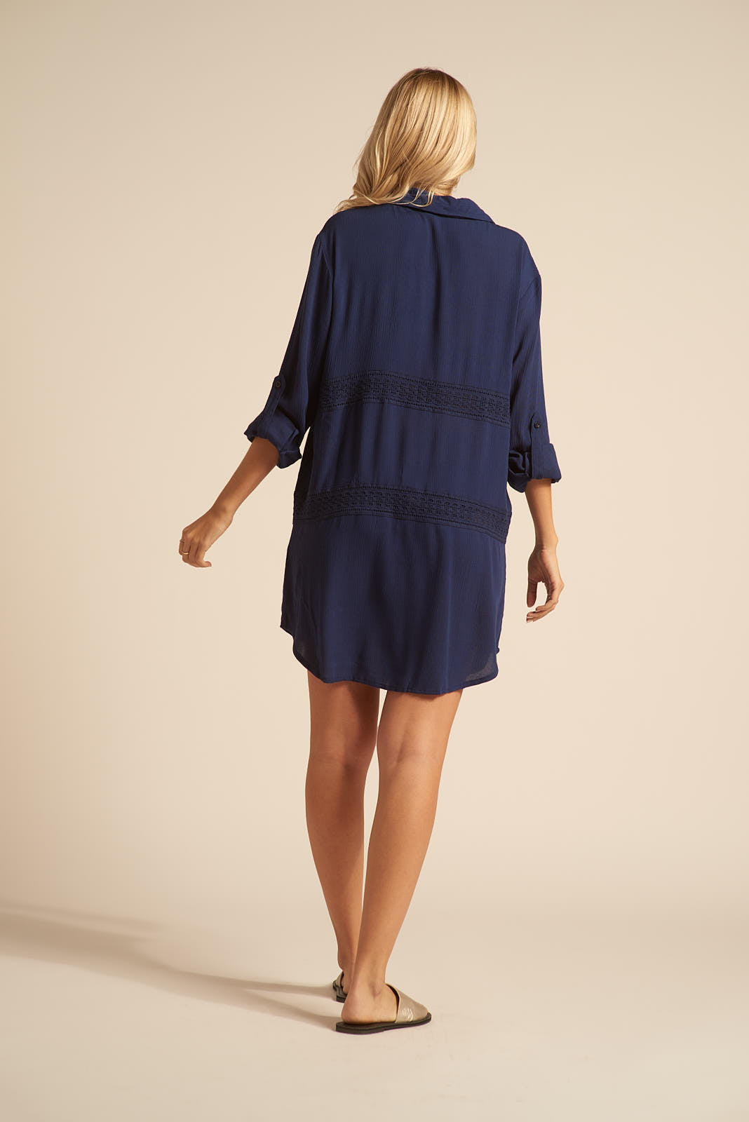 Miami Shirt Dress