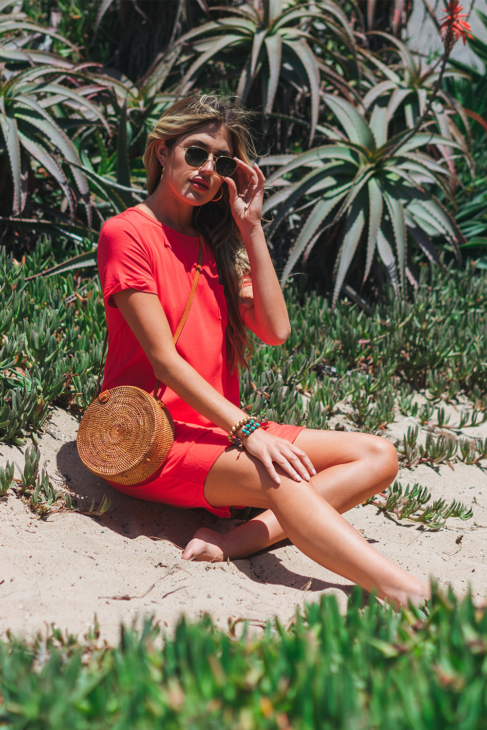 Laguna T-Shirt Dress