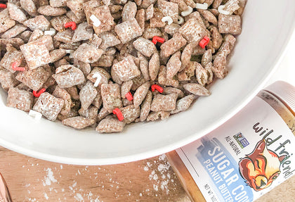 Sugar Cookie Muddy Buddies