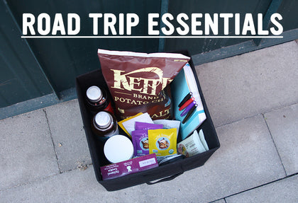 Summer Road Trip Essentials