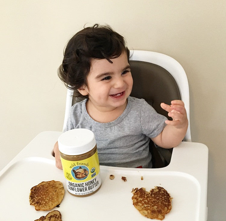 Kid Friendly Paleo Pancakes!