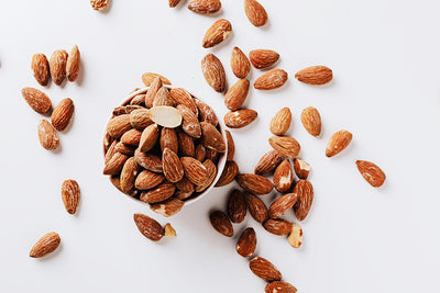 Almonds from