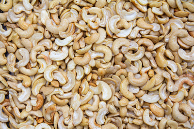 Cashews from