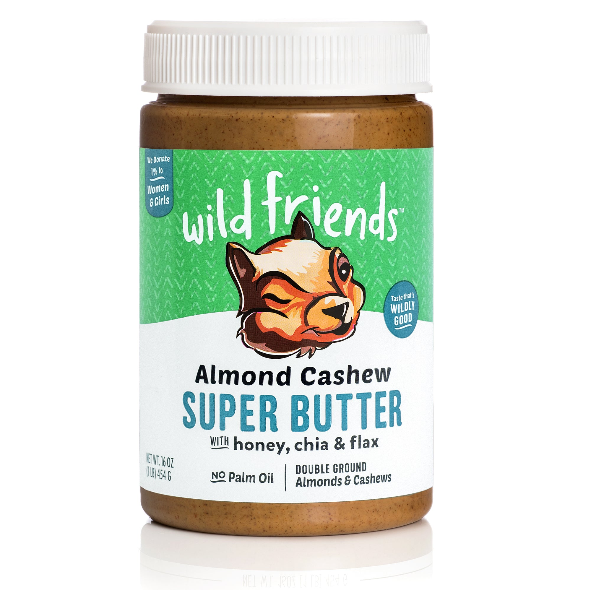 Almond Cashew Super Butter - Single Jar