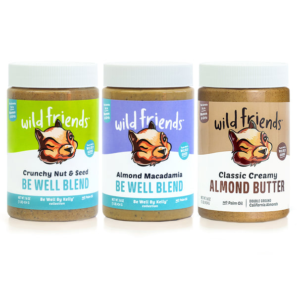 Be Well Keto-Friendly Variety 3-Pack