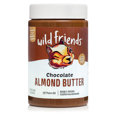 Chocolate Almond Butter - Single Jar