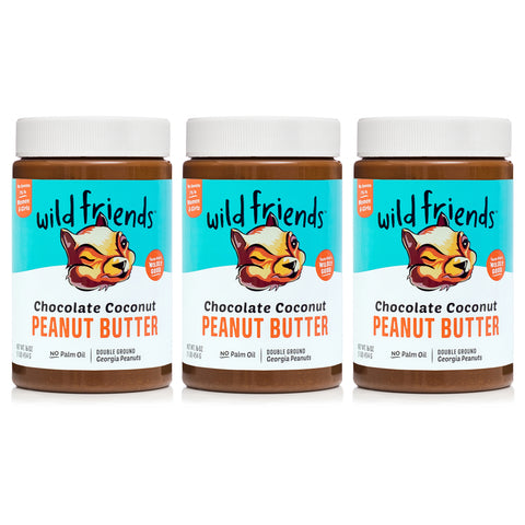 Chocolate Coconut Peanut Butter