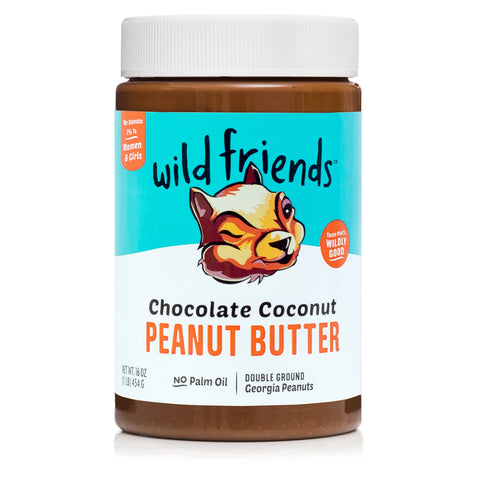 Chocolate Coconut Peanut Butter - Single Jar