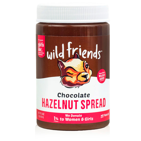 Chocolate Hazelnut Spread - Single Jar