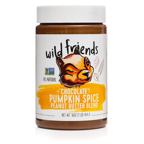 Chocolate Pumpkin Spice Peanut Butter