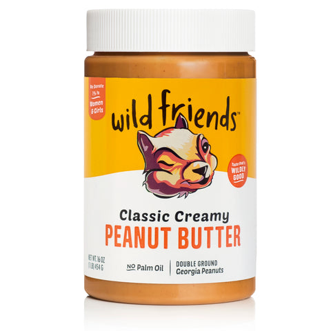 Classic Creamy Peanut Butter - Single Jar