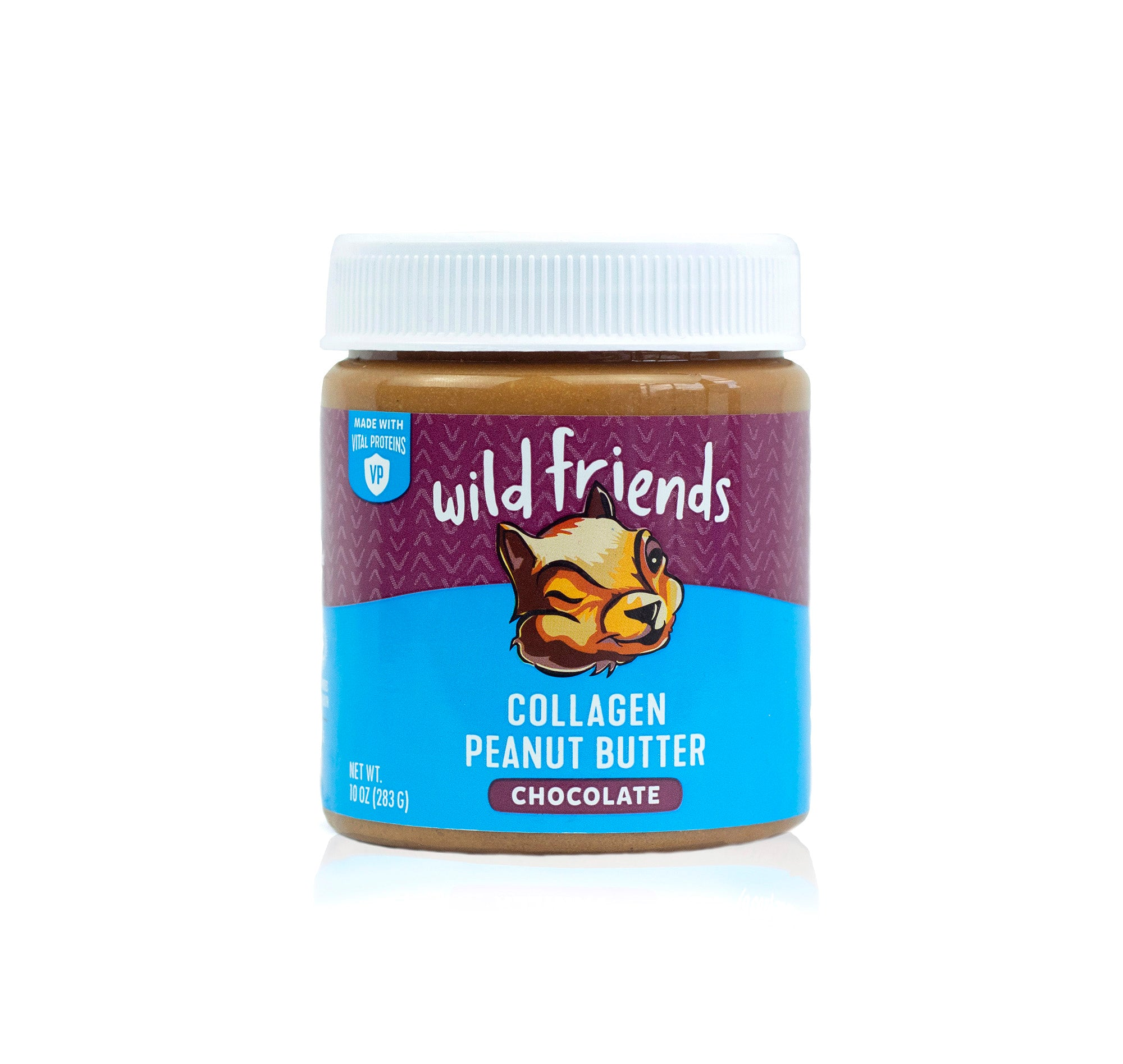Chocolate Collagen Peanut Butter - Single Jar