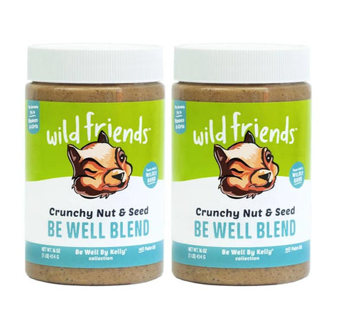 Be Well Crunchy Nut & Seed 2-Pack