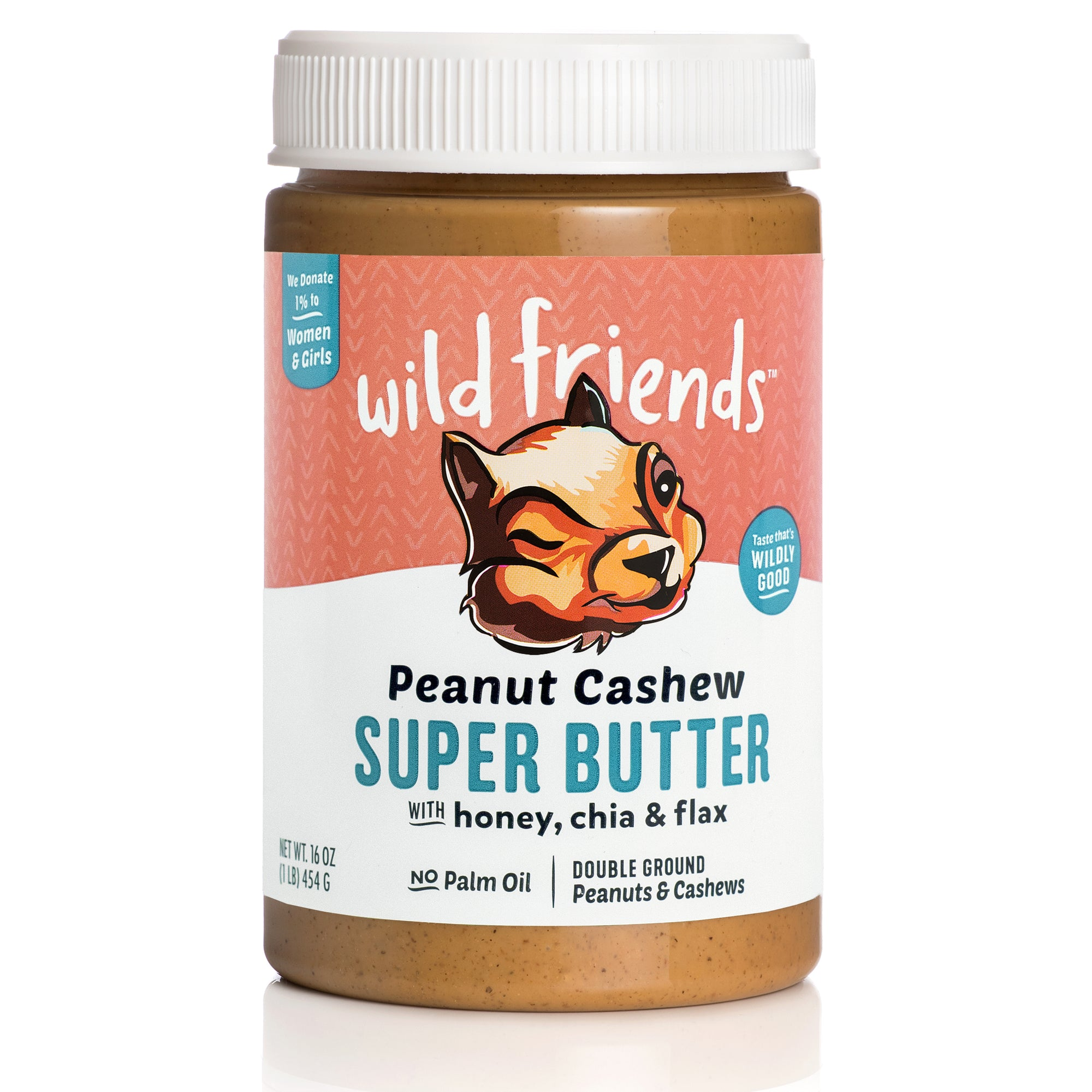 Peanut Cashew Super Butter - Single Jar