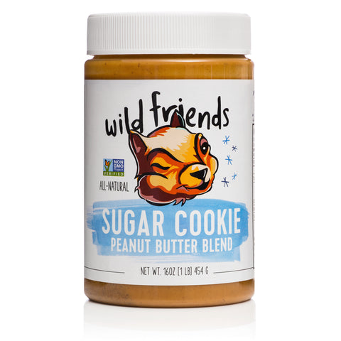 Sugar Cookie Peanut Butter