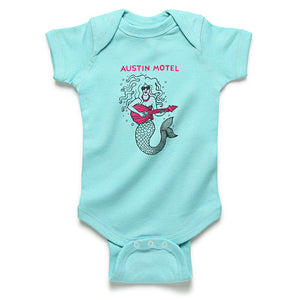 Austin Motel Mermaid Onesie