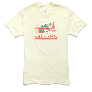 Austin Motel Illustration Tee