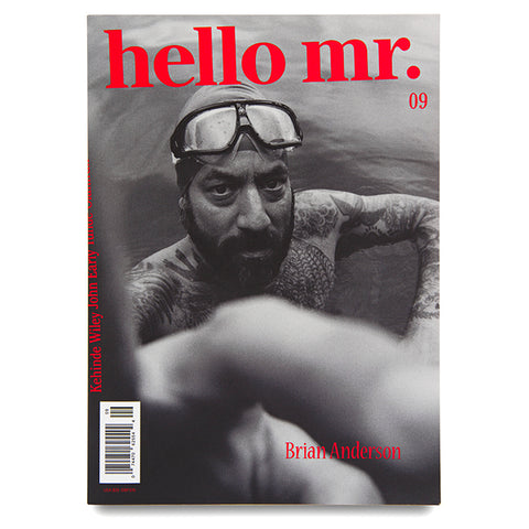 Hello Mr. Issue 9