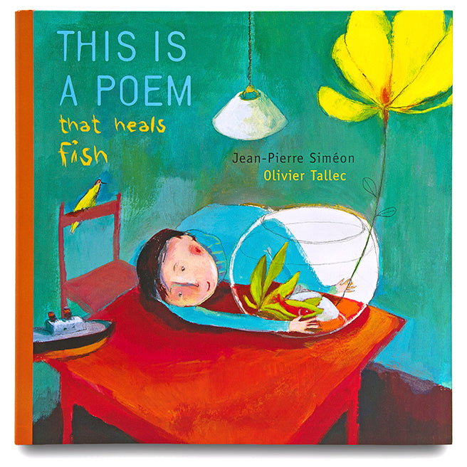 This Is A Poem That Heals Fish