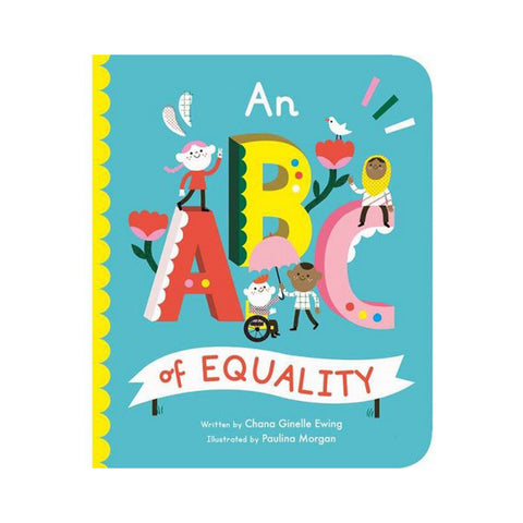 ABC's of Equality by Chana Ginelle Ewing
