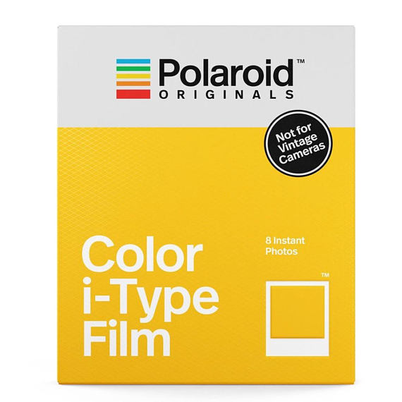 Polaroid Color I-Type Color Film
