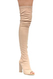 Sale-Shoes Sock Thigh High Boots - Clearance