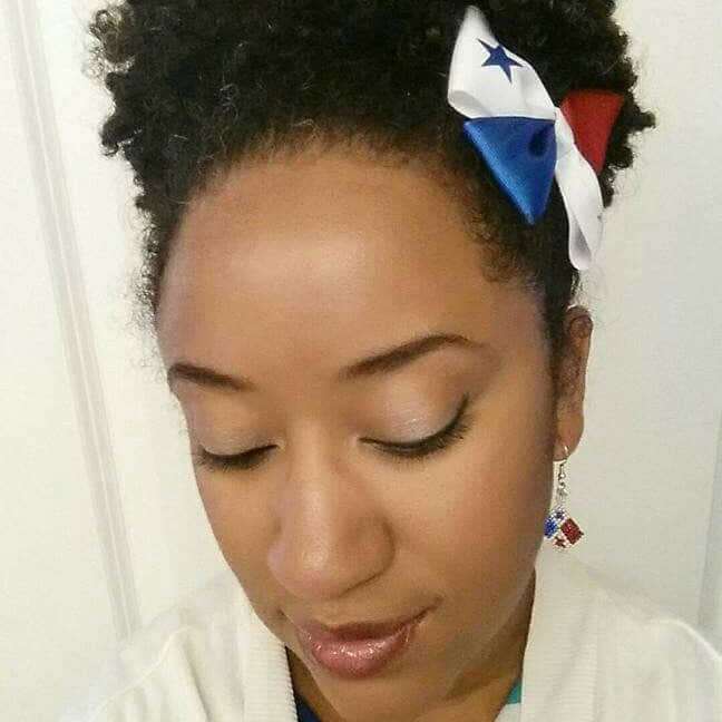 Central America Flags Hair Accessories