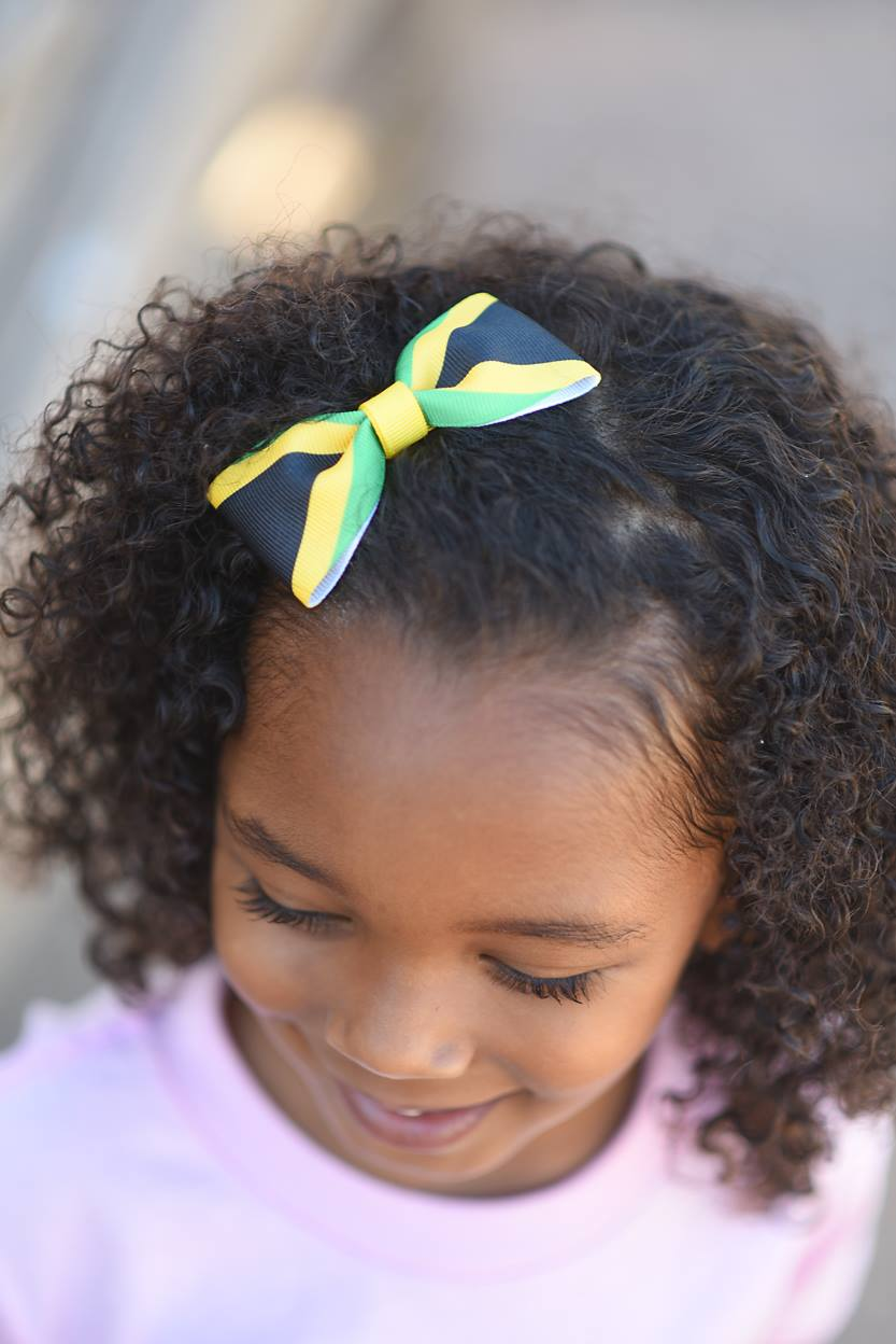 Caribbean Flags Hair Accessories