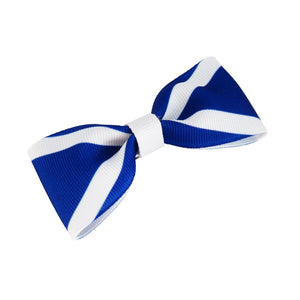Scotland Flag Hair Bow