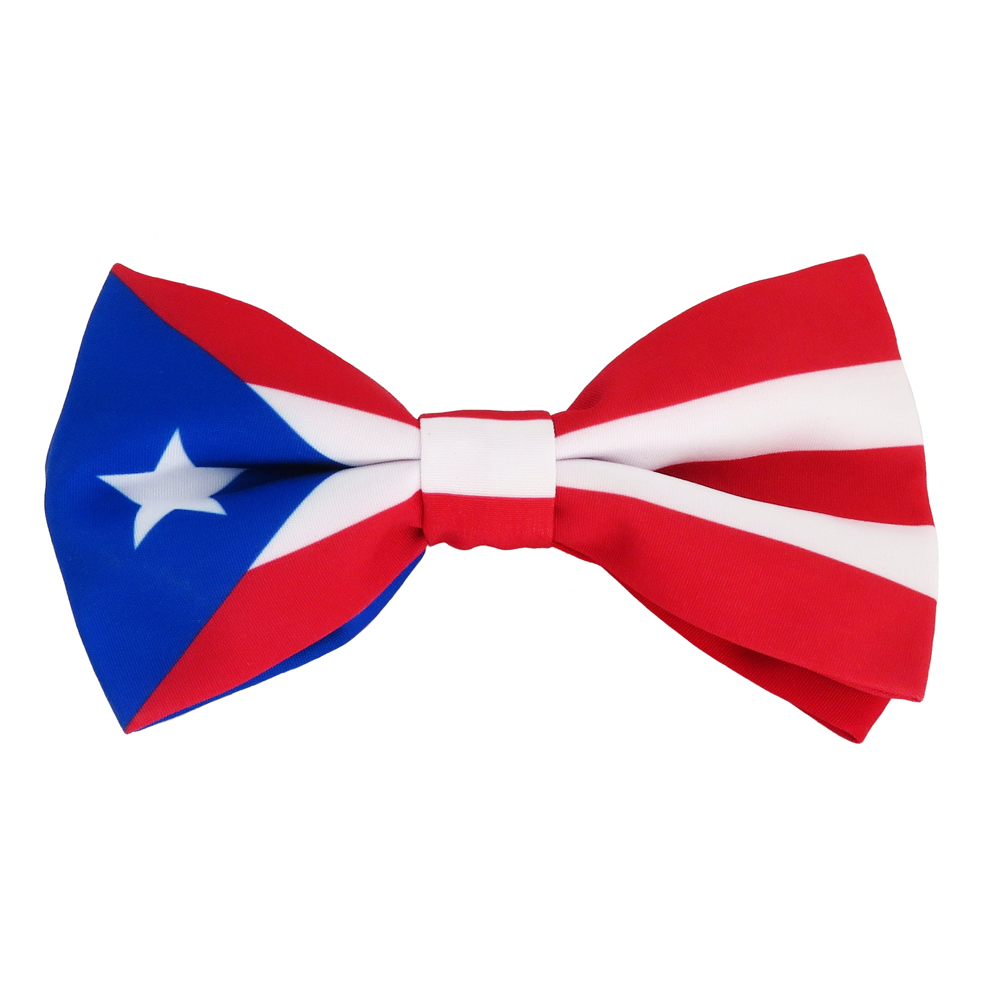 Puerto Rico Bow Tie for men, boys and babies