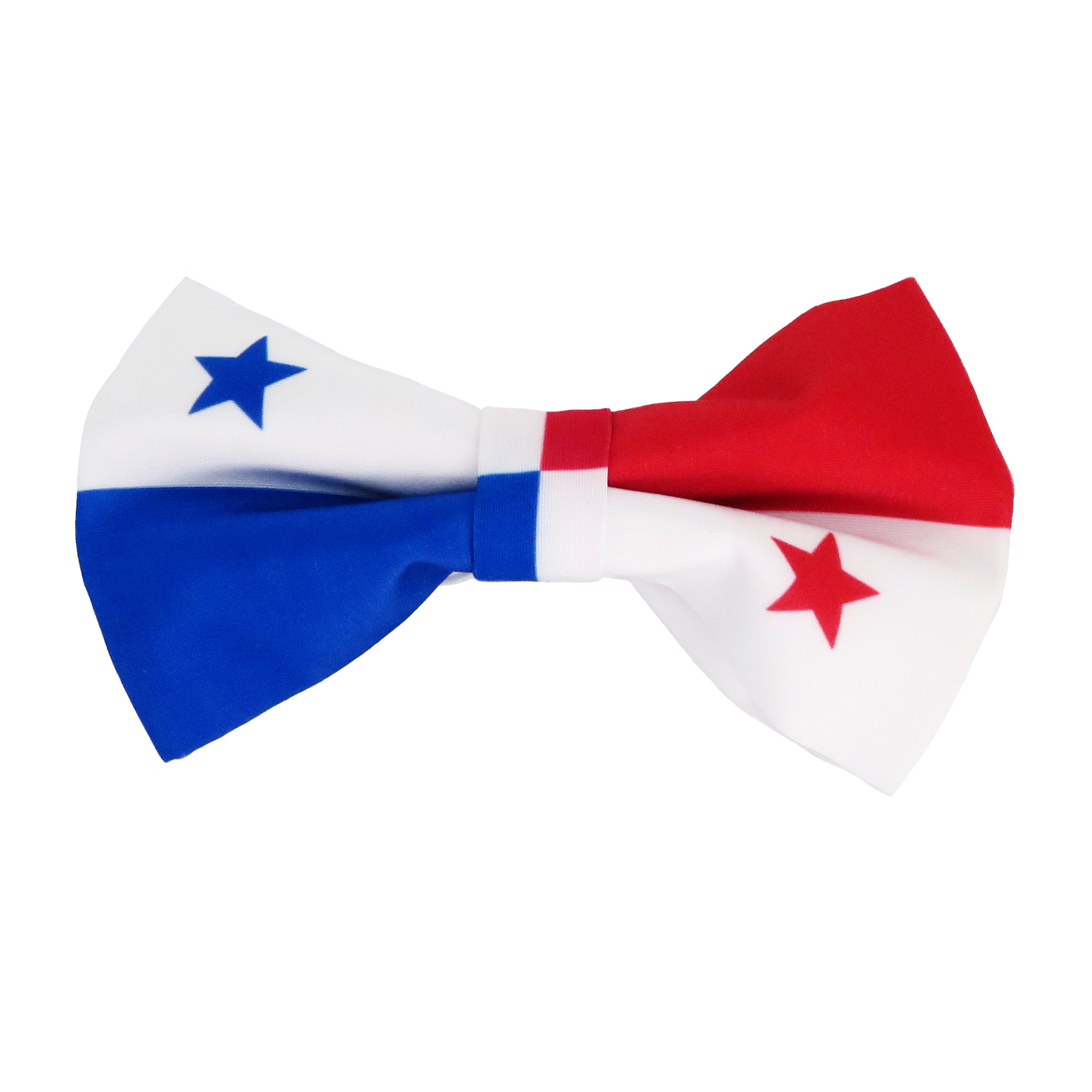 Panama Flag Bow Tie for men, boys and babies