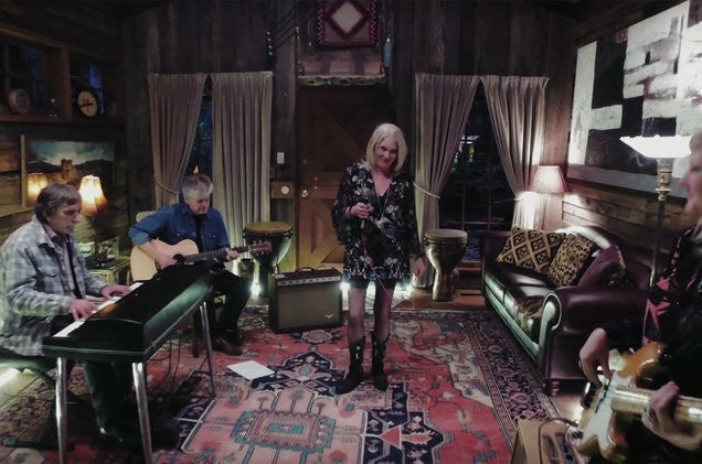 Pegi Young Premieres 'Too Little Too Late' Video, Talks Learning 'To Live In New World Order' After Divorce (Billboard)