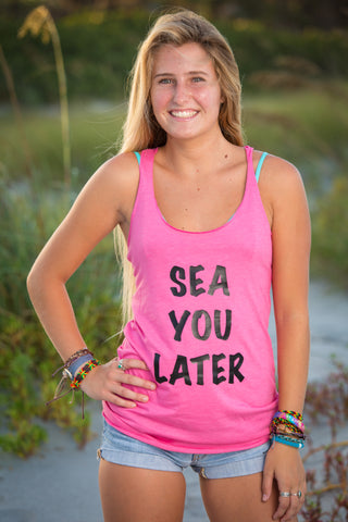 Sea You Later | Tank