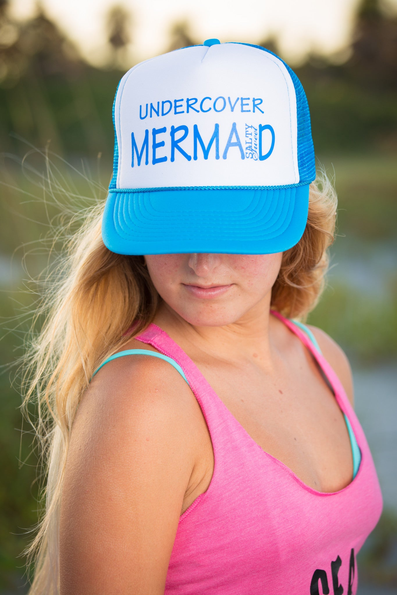 Undercover Mermaid - Hat