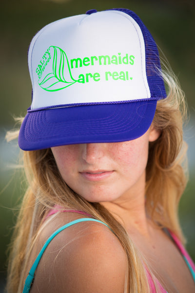 Mermaids are Real - Hat