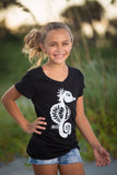Seahorse - Youth Sporty V-Neck