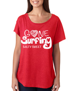 Gone Surfing | Salty Sweet Luxury T