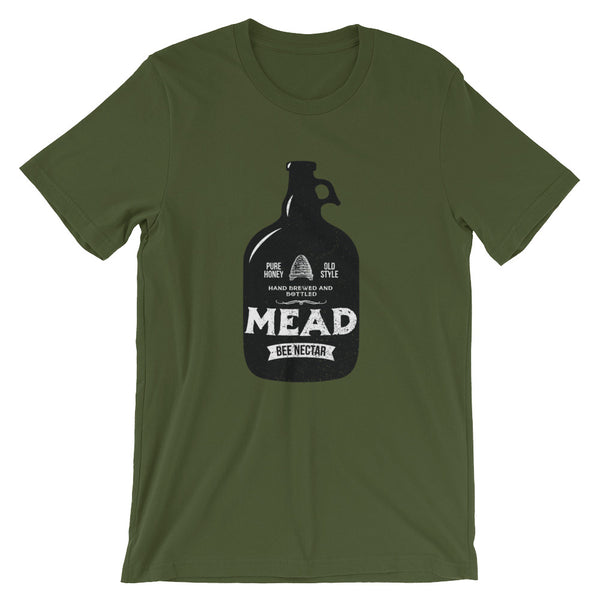 """Mead"" Beekeeper T-Shirt (Olive)"