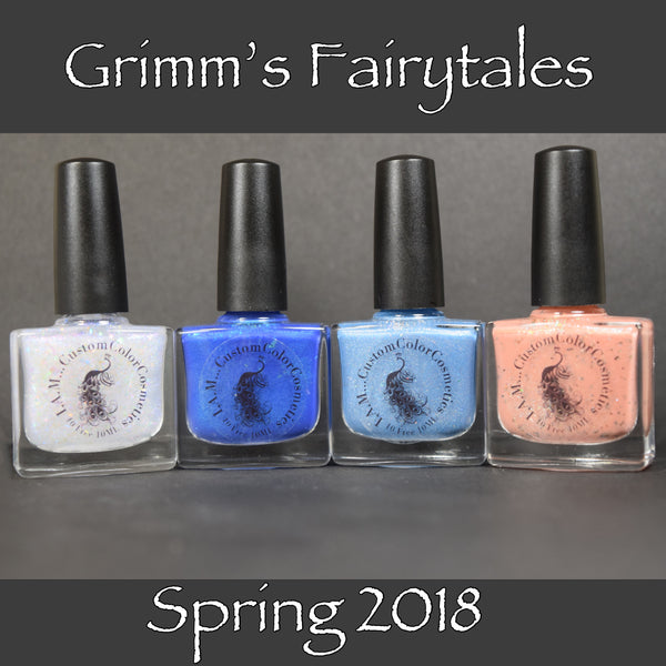 Grimm's Fairytale Series 2018