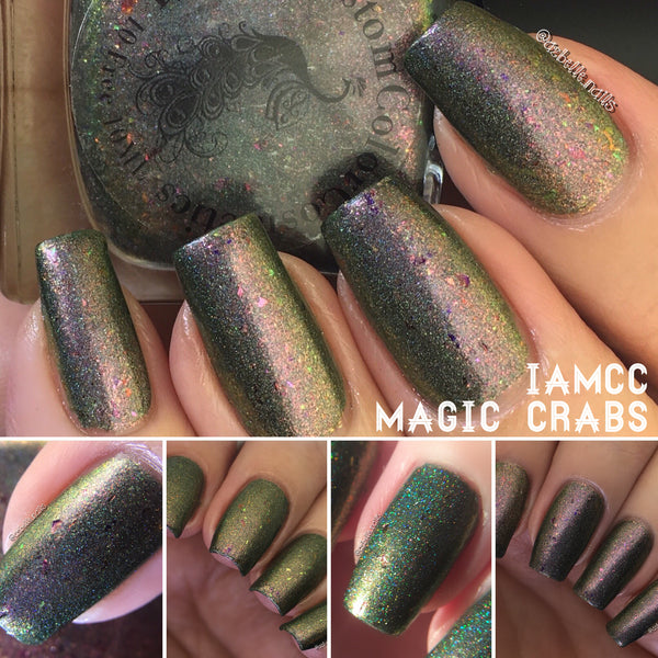 Magic Crabs-IAMCCC Creator's Bday Polish
