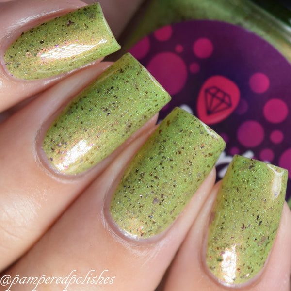 Sparkle & Shine Duo with Ms. Sparkle Polish