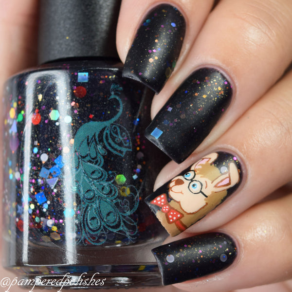 "LE Holiday Polish Collaboration- ""Ugly Llama Sweater"" Set"